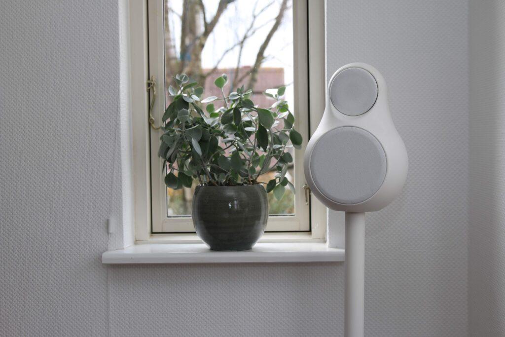JERN speakers compact speaker